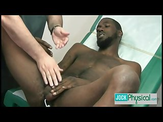 Dark chocolate getting a physical
