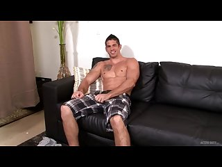 Jason richards jerkoff and cums
