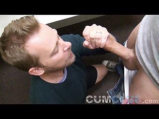 Cumclub big cock surprise