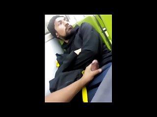 Woke Him Up On The Bus