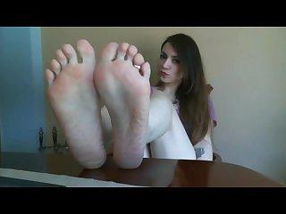 Ilse sexy feet