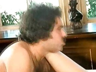 Classic ron jeremy and christy canyon hot sex scene