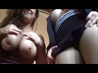 Mature Giantess teasing you