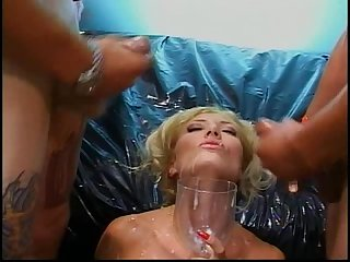 American bukkake 10 scene 1