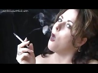 Amber smoking hot