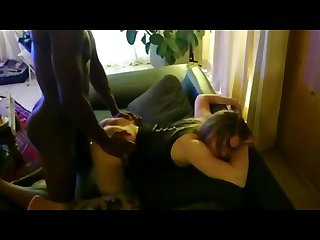 French wife gets bbc