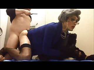 Mature cd hot fuck
