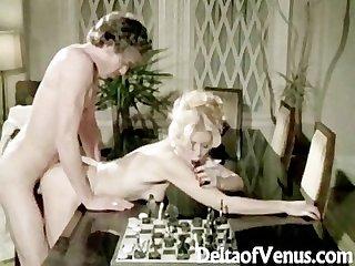 Vintage porn 1970s john holmes check checkmate