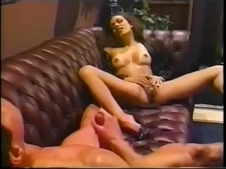 Mutual masturbation and orgasm together