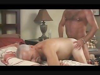 Daddy fuck grandpa