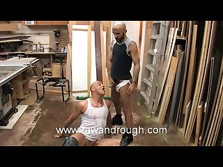 Aj gets fucked and rich gets piss