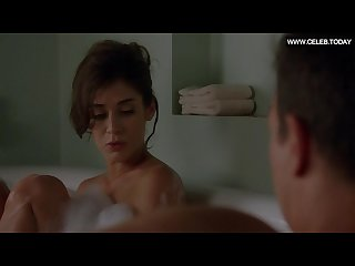 Lizzy caplan nude bathing older men sex scenes masters of sex s03e09