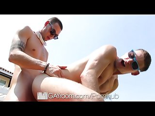 Jay clouds 9 incher fucks duncan black