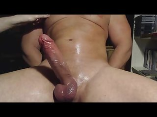 Me milk a big veiny bullcock a great moaner sensitive