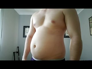 Straight hunk S new Belly