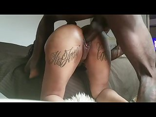 The flare she loves this dick so much she exxxtra wet