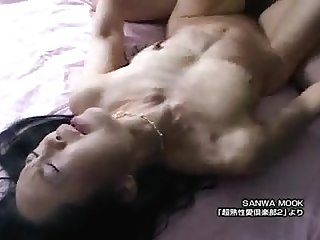 Japanese 70 year old fucks