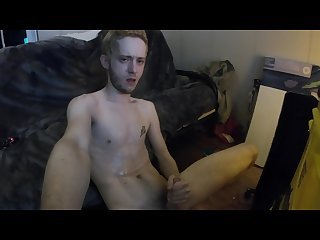Piss, Cum, Moaning, Pits and Feet - Flint Wolf