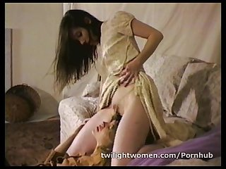 Ann ampar Robin joy in lesbian tribbing lazy afternoon