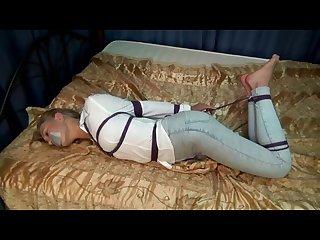 Barefoot bondage 7
