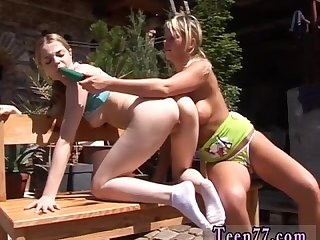 Scream and i will tell your mom lesbian kate tanya in the sun