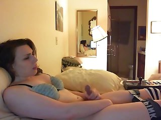 Relaxing and touching myself 3