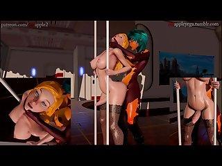 Futa X Futa anal workout 2 redapple2