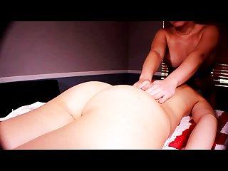 Happy ending lesbian massages
