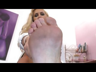 Ryan conner pov foot worship