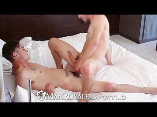 Manroyale kip pounds colt rivers tight ass