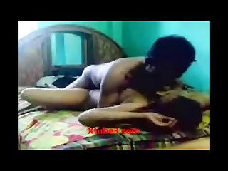 Indian village sexy bhabi fucking hardcore by young lover