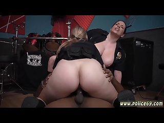 Blonde police girl hentai and british police woman raw movie grabs police