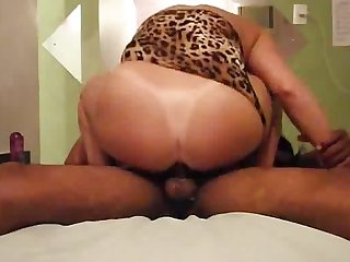 Simatra tiger ass ride cock cd sissy