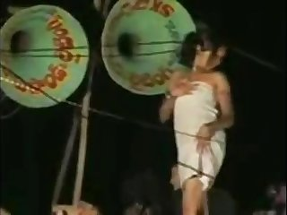 Telugu recording dance from village