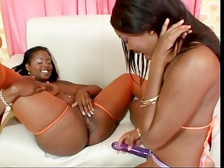 Holla black girlz 18 scene 1