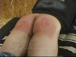 Danny spanked