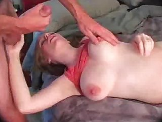 Giving blowjob while pregnant