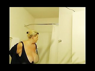 Hidden cam of best friend s wife in shower