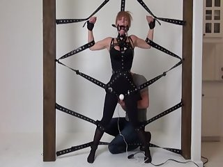 Caught in a bondage web 2