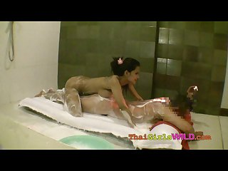 Janee soap massage