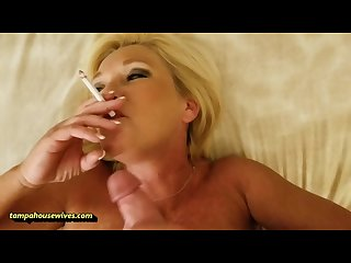 Ms paris and her amateur theater smoking sex
