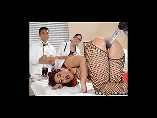 Brazzers ryder skye has fun with the doctor