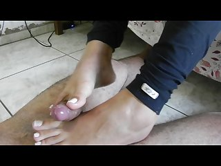 Ms belatrix fast footjob