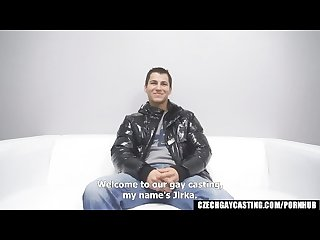 Czech gay casting jakub 2162
