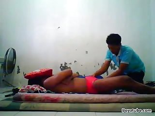 Part 3 pinoy massage