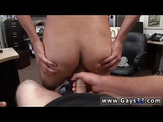 Straight guy gets gay blowjob on hidden cam first time dude squeals like