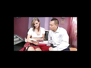 Amwf bella konchalka interracial with asian guy