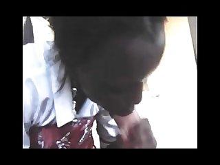 African Kenyan bj
