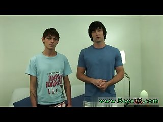 Gay Twink huge creampie movie first time as a joke rex pretended to