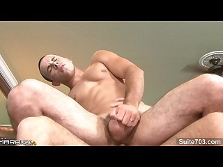 Libidinous married guy nikko alexander gives blowjob and gets ass nailed